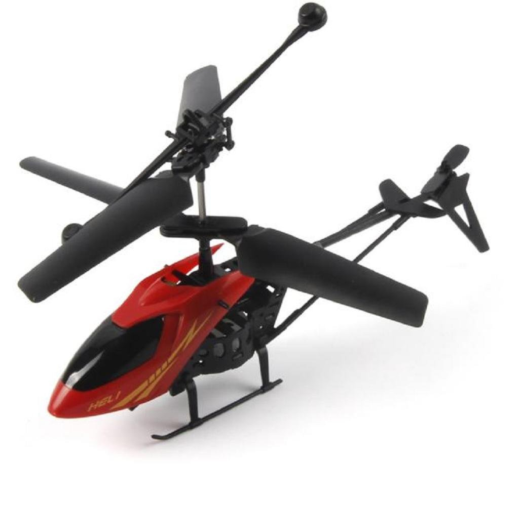 Shensee RC 901 2CH Mini RC Helicopter Radio Remote Control Aircraft 2 Channel,Red
