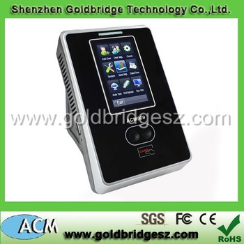 Rfid & Face Time Clock System Acm909 - Buy Face Time Clock,Time Attendance  System,Face Time Attendance Product on Alibaba com