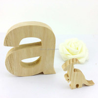 Decorative products arts and crafts wood letters