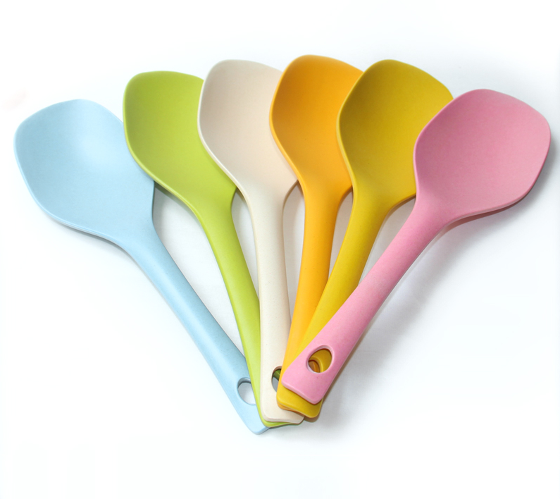 Free Sample Pretty Design Custom Made Wholesale big salad spoons