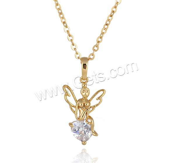Brass Fairy Fairy Dust Necklace 810666