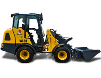 Brand new heavy equipment road construction machinery 1.8 ton wheel loader