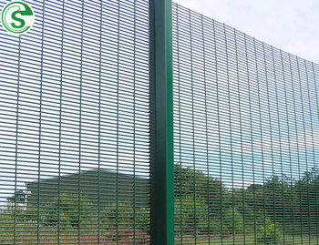 High safety 358 security fence for sale anti climb