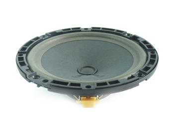 166*166*50.5mm 20w 6ohm Fo - 6.3 kHz speaker foam surrounds for car
