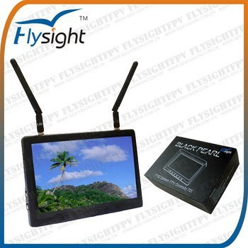 B202 For 32-channel Walkera UFO/Mini-Mixer tricopter Diversity FPV Monitor