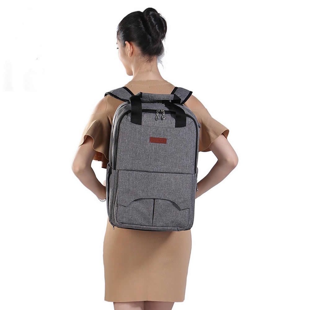 Wholesell high quality Grey Daddy Bag