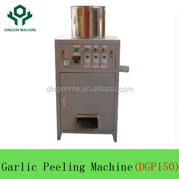2019 Small Volume Canteen Dry Garlic shelling Machine price