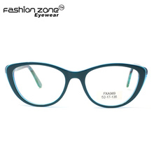 c35cd56486 High quality Women Acetate Optical Cat Eye glasses Spectacles Frame