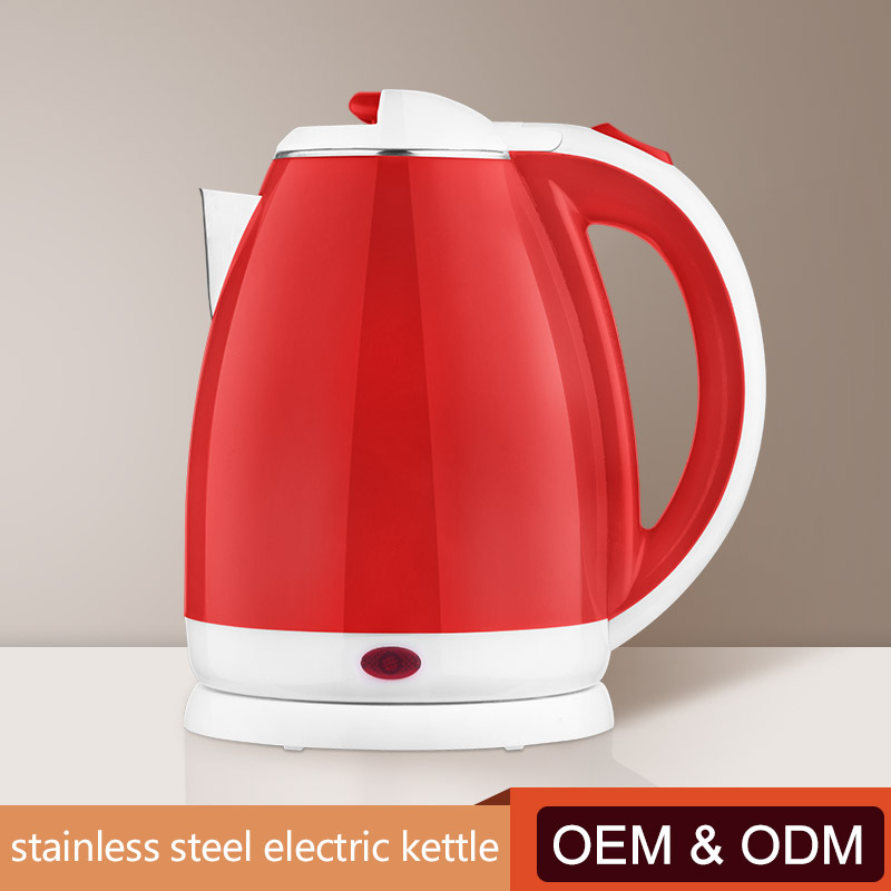 Electric Kettle Stainless Steel Cordless with Fast Boil, Auto Shut Off and Boil Dry Protection, Electric Tea Kettle