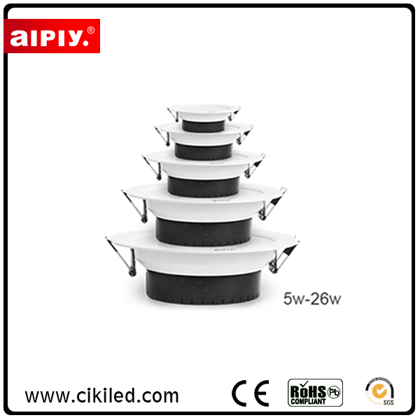 AIPLY brand original factory cheap price professional adjustable 12W LED SMD bright led spot down light