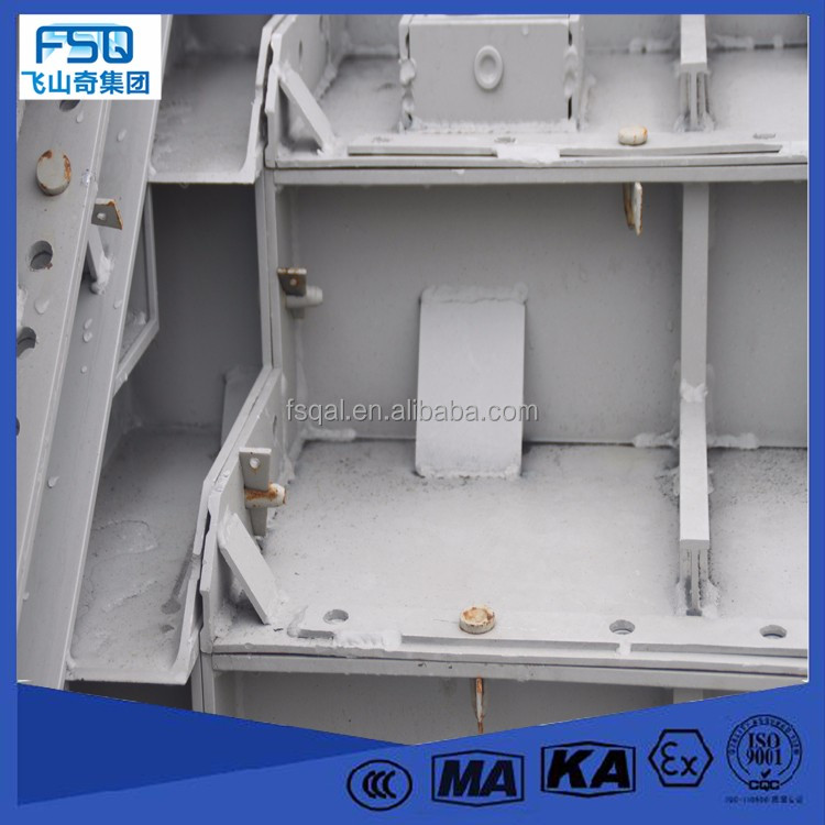FSQ new designed used Aluminium formwork /aluminum template for column on sale