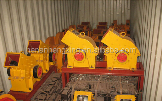 coal hammer crusher delivery