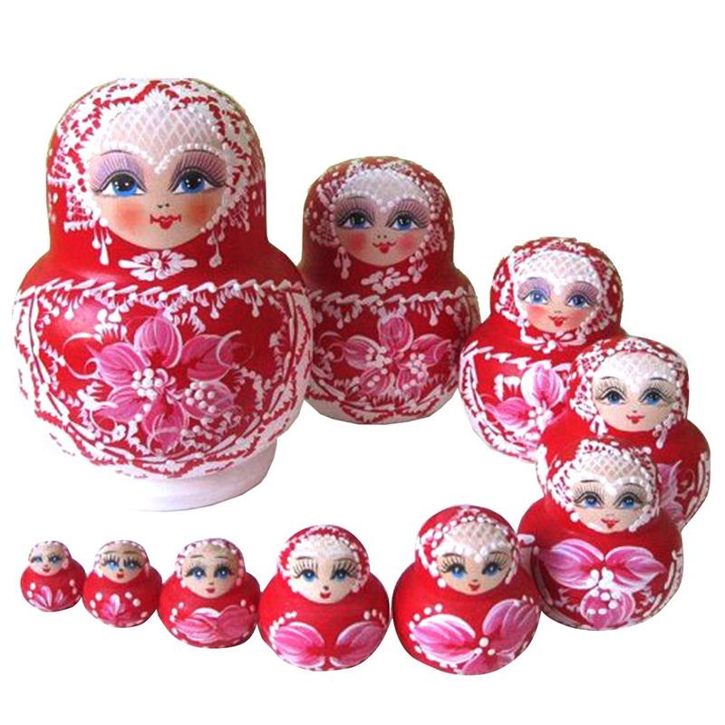 Russian Toys Dolls 18