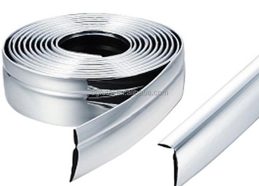 Silver Chrome Tape For Cars Chrome Tape For Cars Flexline