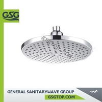 GSG Shower SH154 Water saving Bathroom hand shower, ABS chrome shower head bathrooms designs