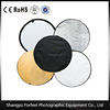 Wholesales Modern design portable collapsible round disc photography photo rear reflector