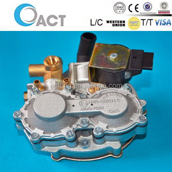 Auto Gas Kit CNG DIAPHRAGMS ACT04 reducer / Regulator Autogas Systems with carburetor