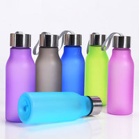 Manufacturers 500 ML biodegradable plastic drinking bottle BPA Free