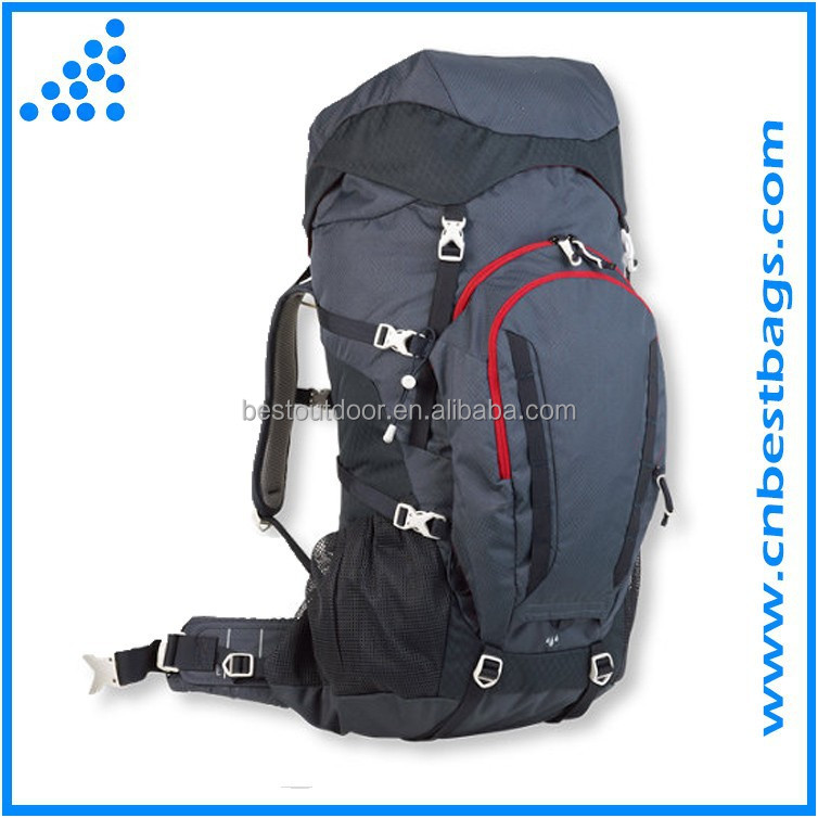 High quality waterproof backpack suit for hiking