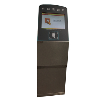 ODM/OEM otel check in kiosk designing, manufacturing and selling