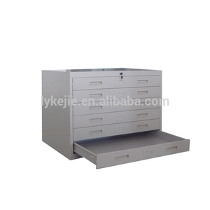 Metal mobile Storage Map Paper Cabinet from LuoYang