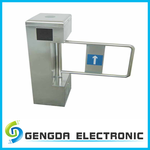 2014 POPULAR AUTOMATIC ACCESS DUAL SWING GATE