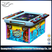 English Edition Fishing Game Machine Entertainment Video Game Consoles for Sale