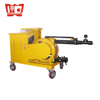squeeze type fireproofing mortar cement plastering spraying machine