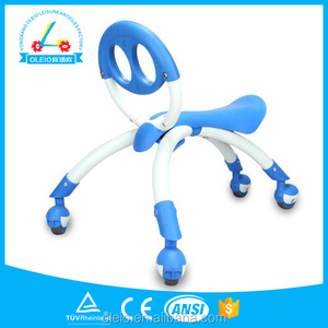OEM ALLOWED smile face PEWI 2 in 1 kids scooter foot pump scooter