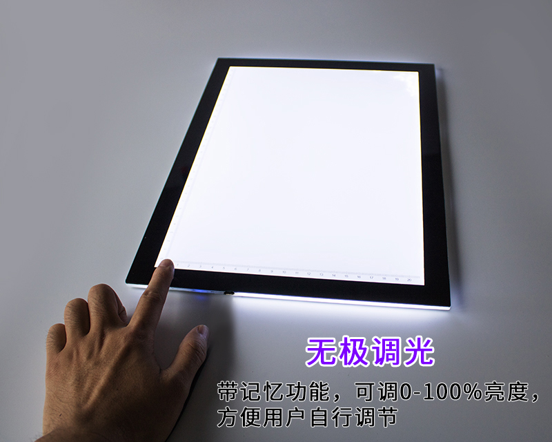 A3 Ultra Slim LED Drawing Light Box A3 LED Copy Board Tracing Light Pad for Kids Learning