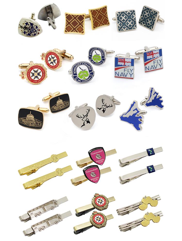 China mode ontwerp metalen tie pins/tie clip voor mannen en vrouwen