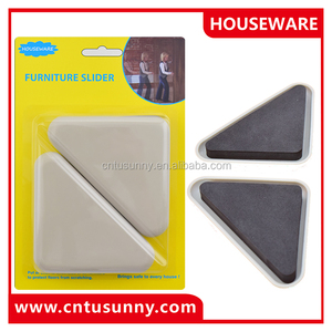 adhesive heavy furniture sliders