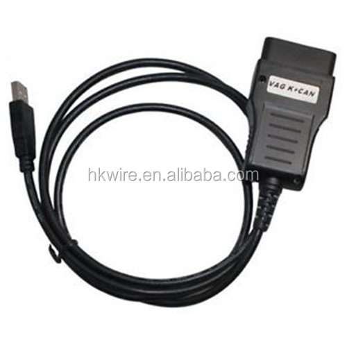 VAG K+CAN Commander 3.6 OBD2 USB Diagnostics Cable