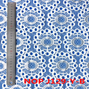 manufacture african net lace fabric textile lace fabric elastic lace