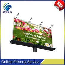 You can enjoy a factory outdoor banner banner advertising