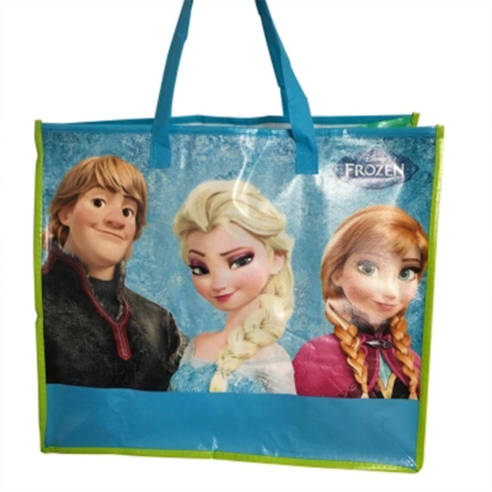 Classical Cartoon Movie Printed Reusable Shopping Bag