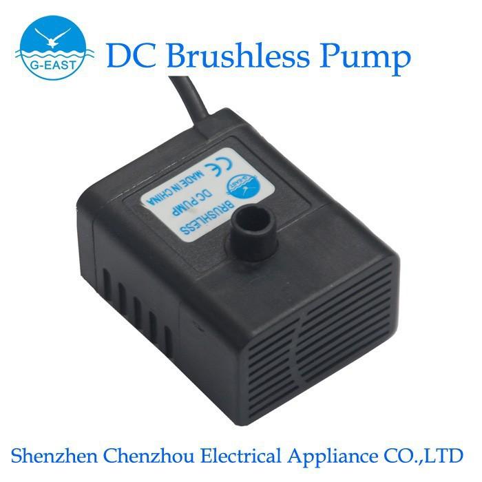 Electric Mini Submersible Brushless 4v 5v 7v 9v 12v 24v Dc Water ...