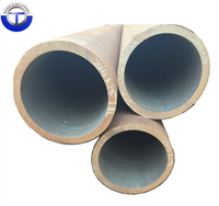 seamless hot rolled steel tubes A106/A53/#10 High Pressure Gas Cylinders
