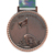 Huanhai factory custom stamping roundness zinc alloy boxing ww2 medal german