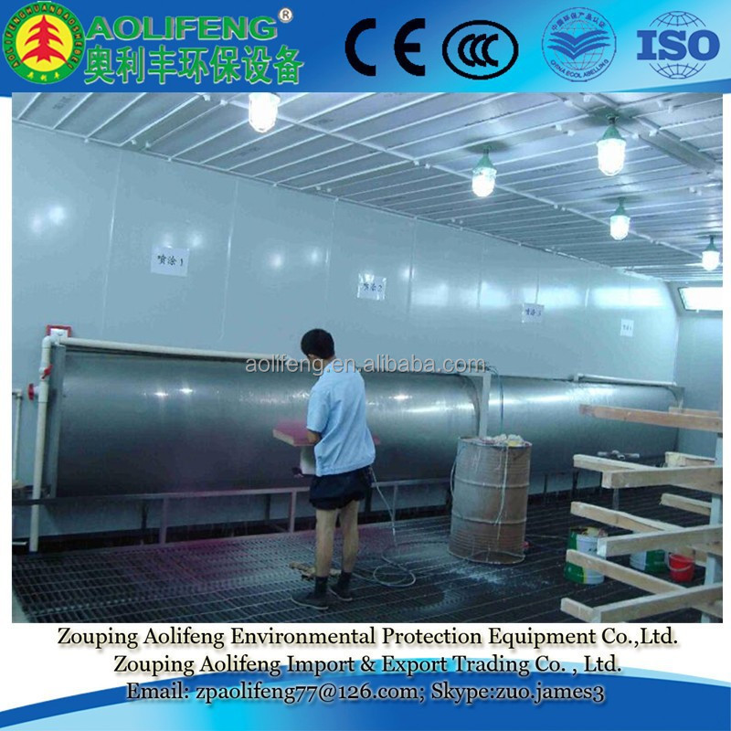 Professional Wood Painting Oven Manufacturer