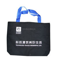 Manufacturer sale unique design retail grocery cotton bag