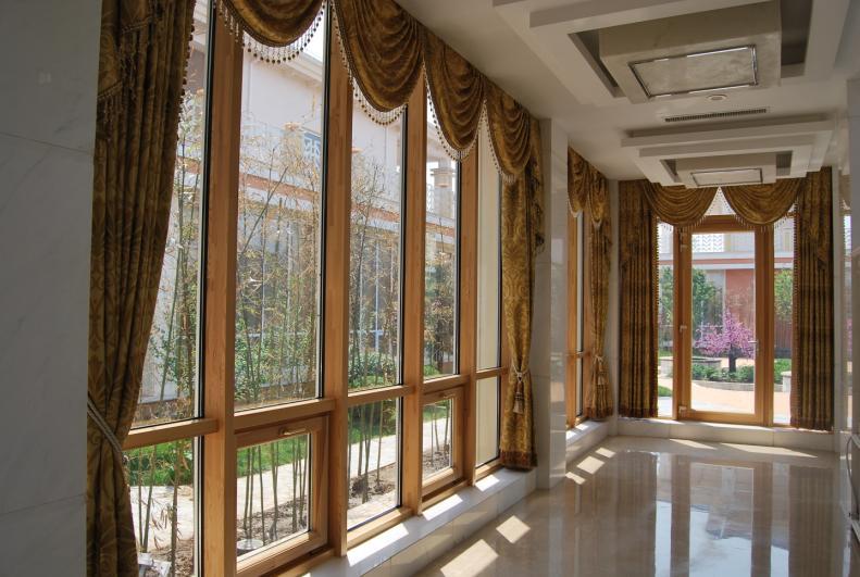 Wood Mullions For Windows : लकड़ी mullion transom प्रणाली खिड़की विंडोज उत्पाद id