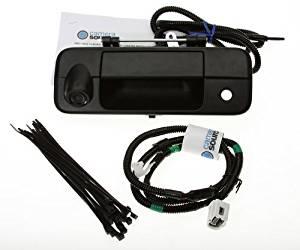 07-09 Tundra OEM Plug & Play Camera Kit