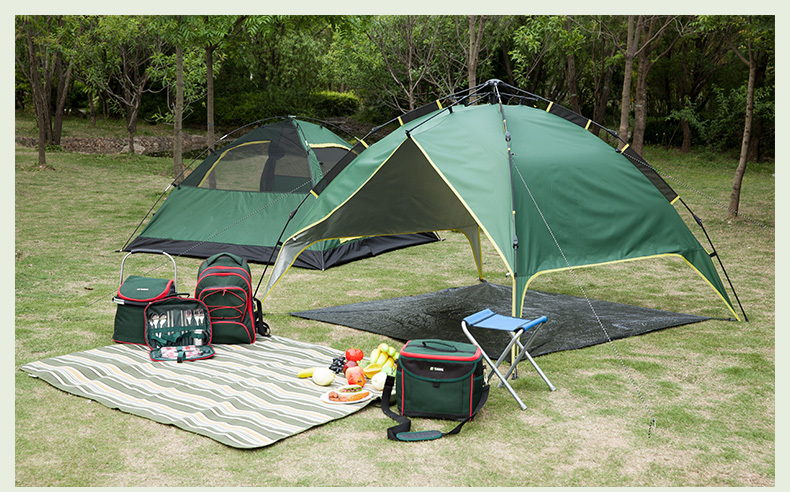 Under the weather gl&ing tent with german tent standard & Under The Weather Glamping Tent With German Tent Standard - Buy ...