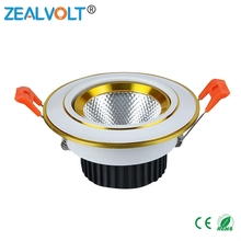 10 inch dimmable COB 20W LED Downlight
