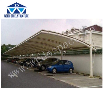 Steel structure canvas car carport canopy with high snow loading pressure  sc 1 st  Alibaba & Steel Structure Canvas Car Carport Canopy With High Snow Loading ...