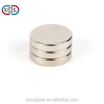 Widely used good quality craft small disc ndfeb magnet