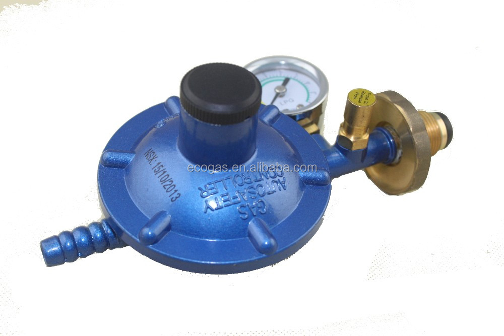 Regulator Safety Gas LPG Meteran