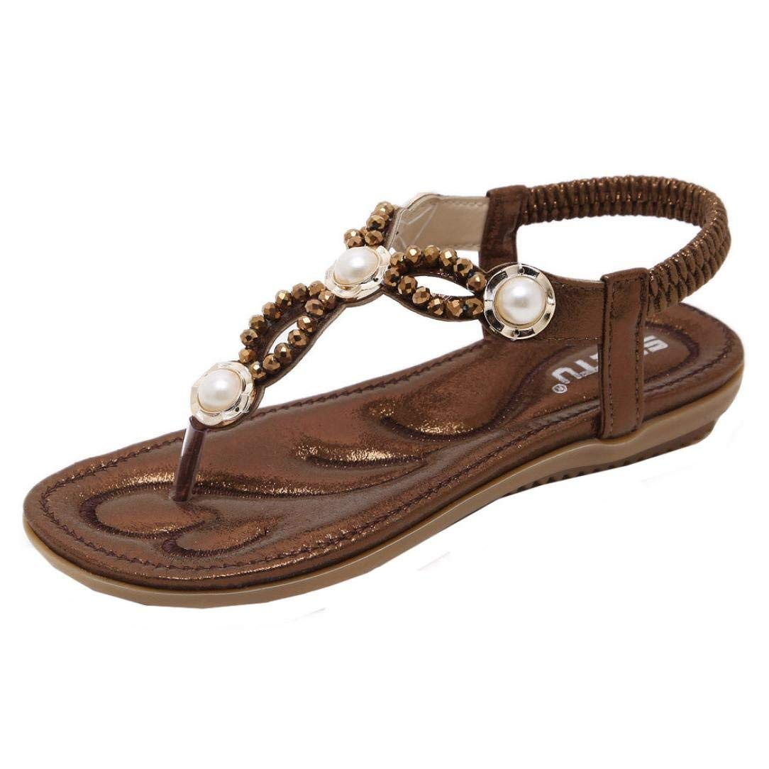 91fc085a6017af Get Quotations · Women s Flat Sandals