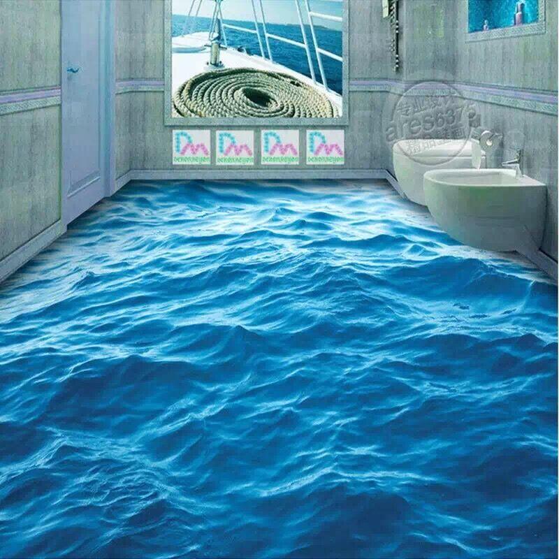 Polish decoratieve tegel en steen concepten factory supply 3d badkamer tegel ontwerp nieuwste - Deco toilet ontwerp ...